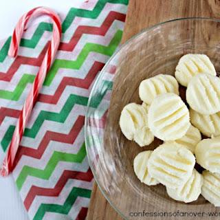 Buttercream Mint Candy.