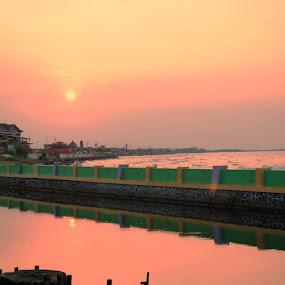 pesisir pekalongan by Christian Nugroho - Landscapes Sunsets & Sunrises