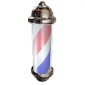 Barbershop Live Wallpaper Free icon