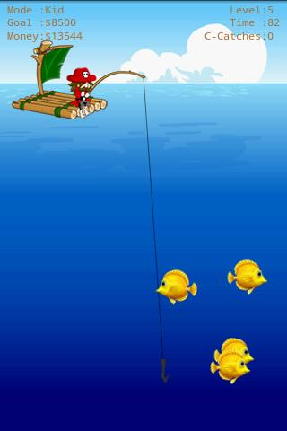 Fishing - screenshot