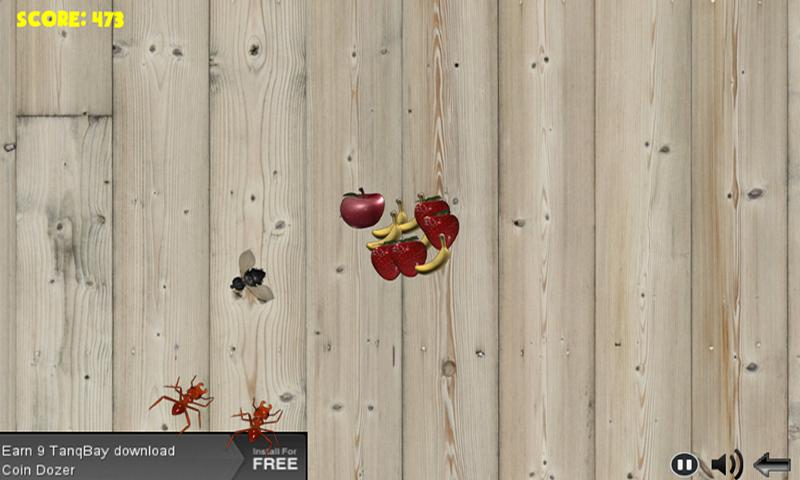 SQUISH SQUASH SQUOOSH BUGS!- screenshot