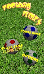 Footbag Frenzy Free- screenshot thumbnail