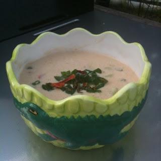 Cream Of Crawfish Soup