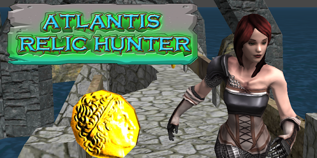 Atlantis Temple Relic Hunter
