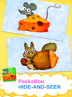 Peeka Boo for Baby and Mommy- screenshot thumbnail