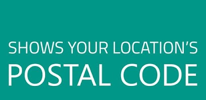 What 39 s my postal code android app on appbrain for Code postal 97