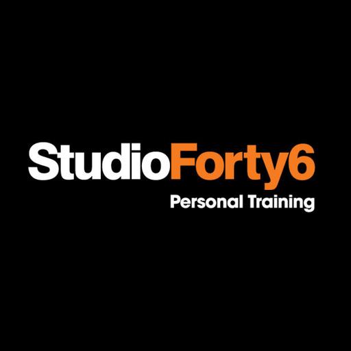 StudioForty6 Personal Training LOGO-APP點子
