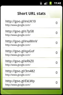 Goo.gl URL shortener (Ad free) - screenshot thumbnail