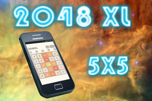 2048 XL 5X5