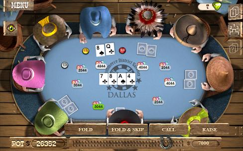 Governor of Poker 2 – OFFLINE POKER GAME 10