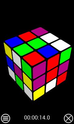 Magic Cube - screenshot