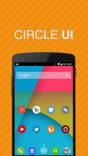 Circle UI Lite - Icon Pack