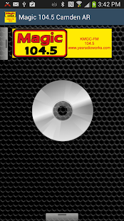 Magic 104.5 Camden AR - screenshot thumbnail