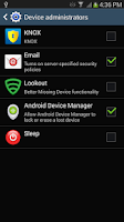 Screenshot of Sleep Button