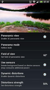 Panoramic Screen- screenshot thumbnail