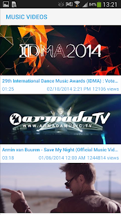 Armin van Buuren- screenshot thumbnail