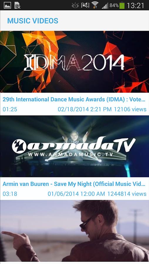Armin van Buuren- screenshot