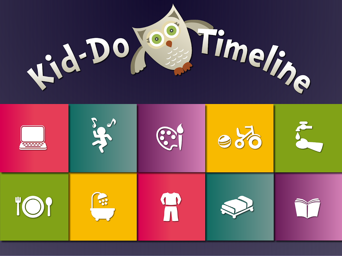 Kid-Do Timeline- screenshot