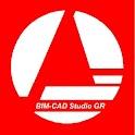 BIM-CAD Studio GR icon
