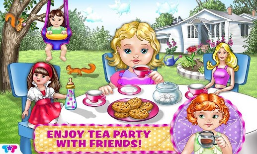 Baby Care & Dress Up Kids Game - screenshot thumbnail