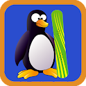 Penguin Boarding icon