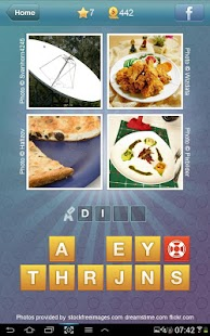 What's the Word: 4 pics 1 word- screenshot thumbnail