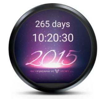 Wear New Year Countdown