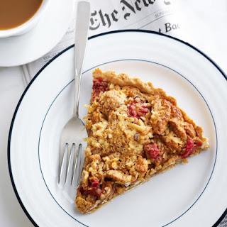 Raspberry Pecan Tart