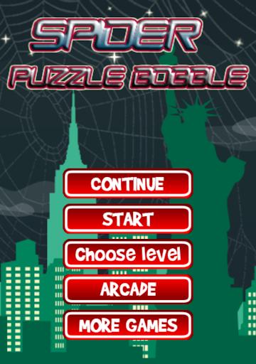 玩街機App|Puzzle Bobble Spider 2015免費|APP試玩