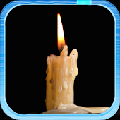 Candle Battery Widget