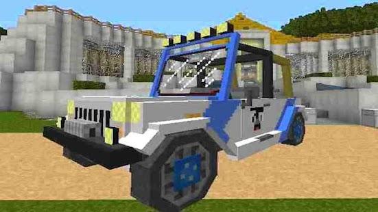 Mine Car Craft