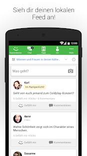 MeetMe - Gehe live, chatte und triff neue Leute! Screenshot