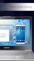 Screenshot of Galaxy S4 SideSync Retail Mode