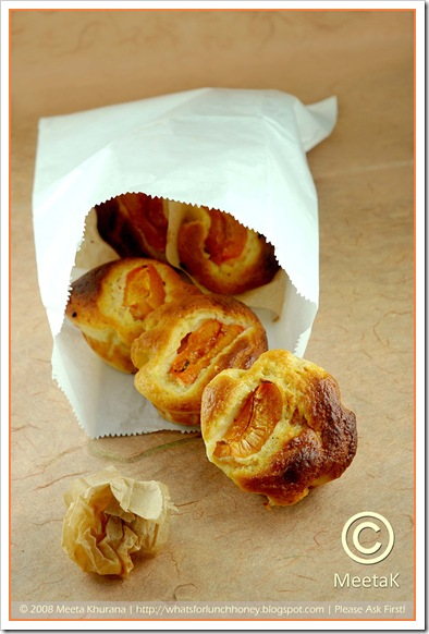 Apricot Olive Oil Cakes (03) by MeetaK