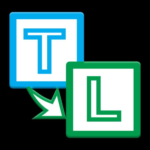 社交のT2L LOGO-記事Game