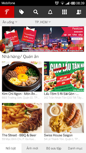 Foody - Find Restaurants in VN