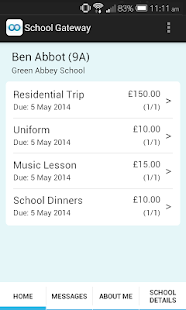 School Gateway- screenshot thumbnail