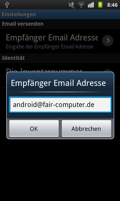 FCS Scanner- screenshot