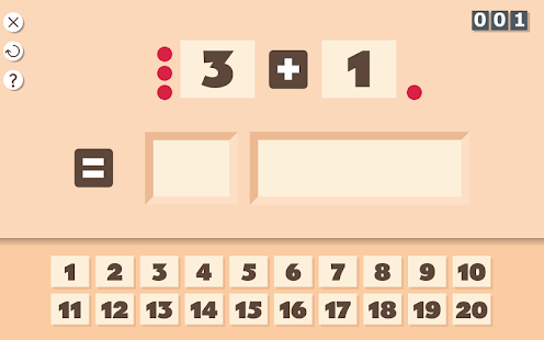【免費教育App】蒙氏數學:加法和減法-APP點子