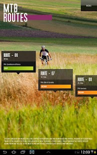 Bike in Umbria Eng HD - screenshot thumbnail