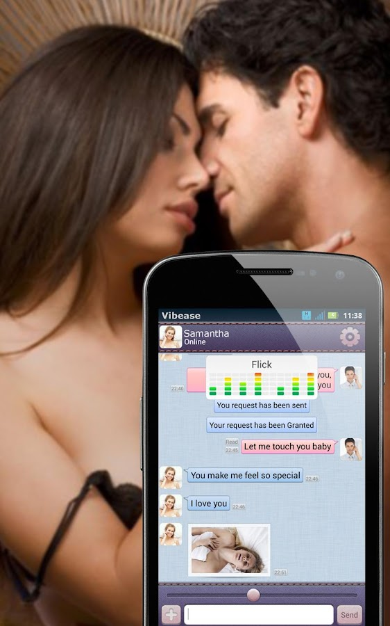 REAL Remote Control Vibrator - screenshot