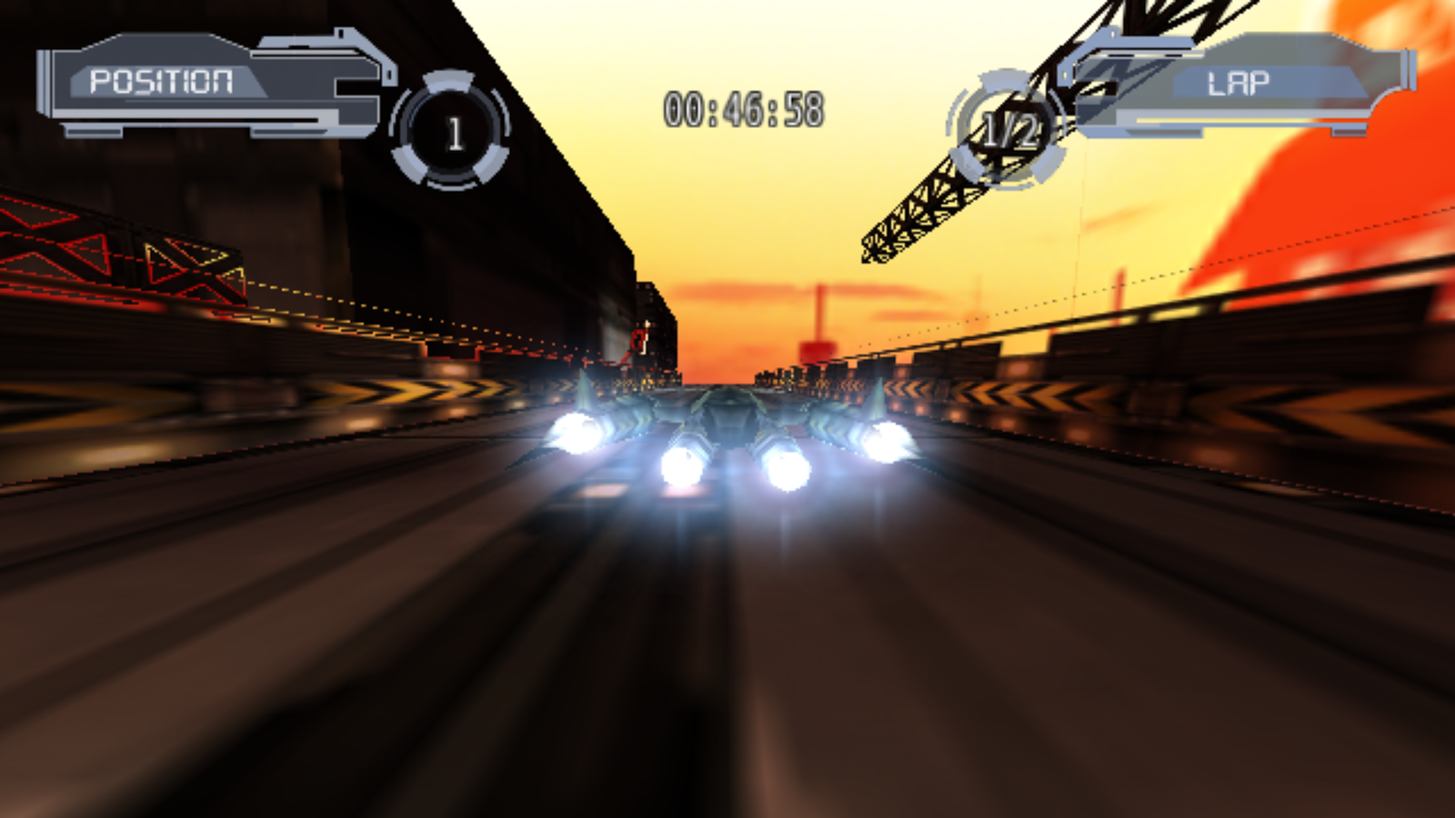 Speed Forge - Racing Game- screenshot