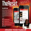 The Reset icon
