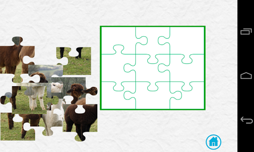 Jigsaw Puzzles Game for Kids