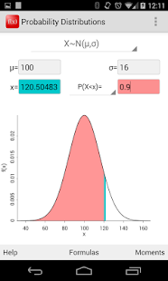 Probability Distributions- screenshot thumbnail