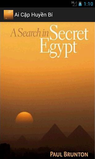 Ai Cập Huyền Bí Cuốn Hút