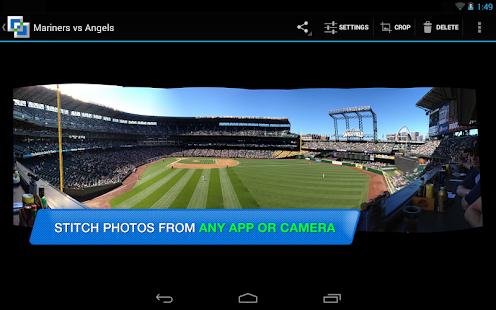 AutoStitch Panorama Pro - screenshot thumbnail