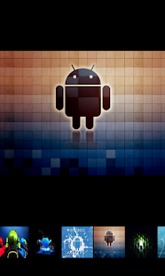 Android HD Wallpaper - screenshot thumbnail