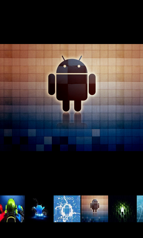 Android HD Wallpaper - screenshot