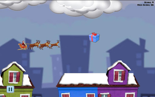 Save Christmas Deers Flappy